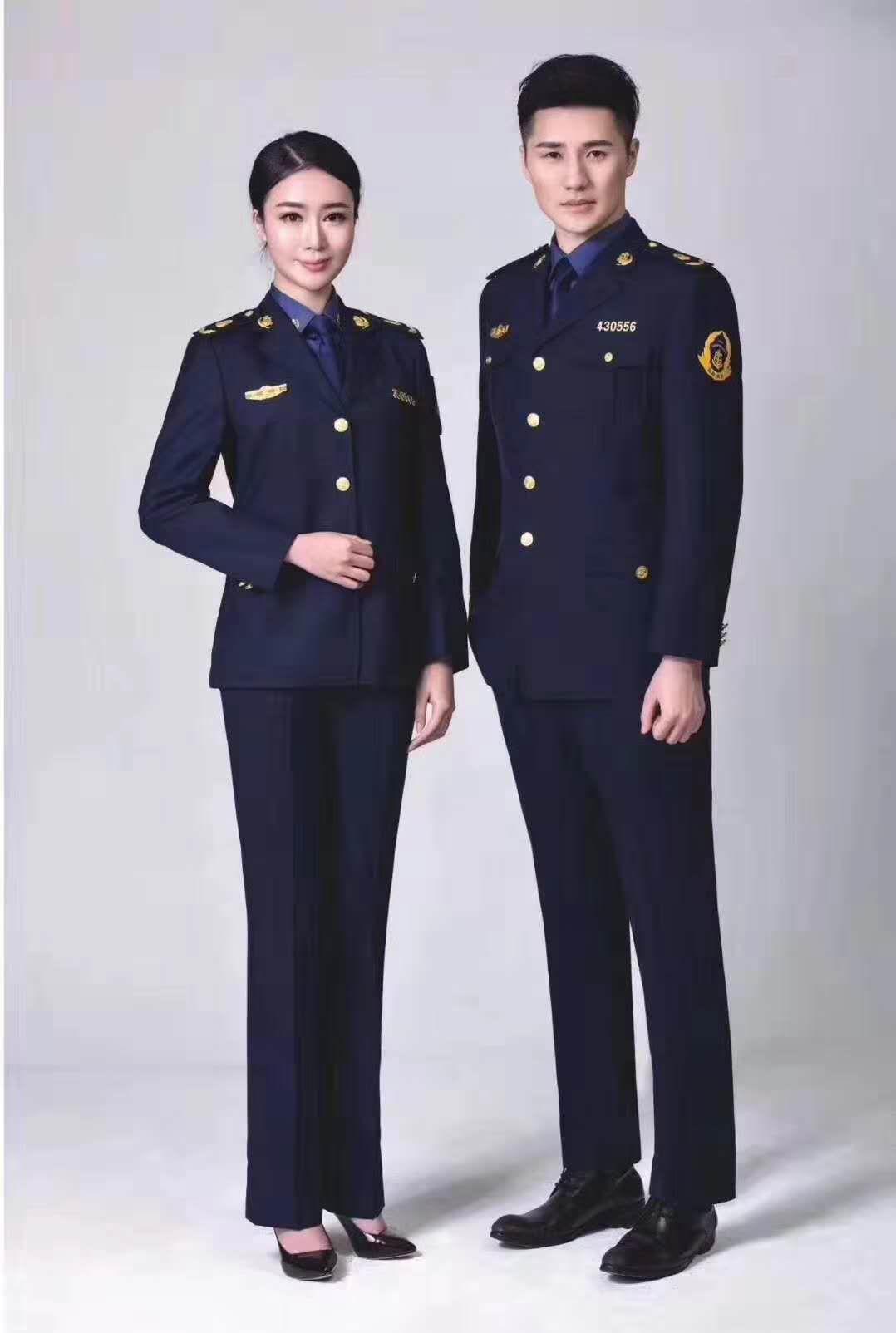 郴州新式综合行政执法制服