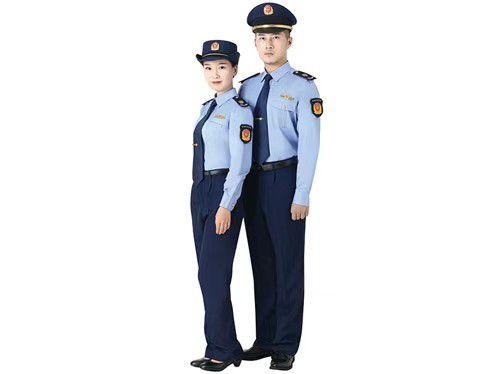 郴州新式劳动监察制服